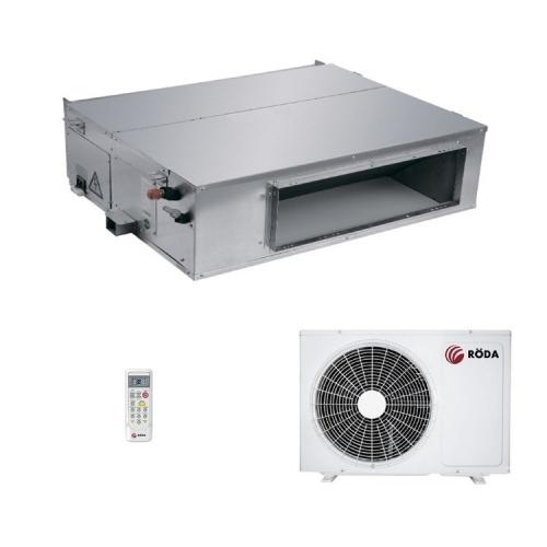 Канальный кондиционер Roda RS-DT18AX/RU-18AX1